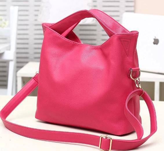 With Good Gifts!2017 women's genuine leather shoulder bags women messenger bags handbags women famous brand bag Q5