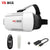 Hot VR Box 3D Glasses Virtual Reality Smartphone Headset Head Mount Google Cardboard Helmet VRBOX for 4-6' Mobile + Remote + OTG