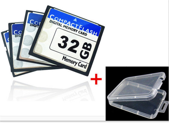 !best quality CF Card/ Compact flash digital memory Card  Class6-10/ white box / Storage Card wholesale  CF3145  dailytechstudios- upcube
