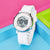 2016 OHSEN Women Watches Kids Colorful LED Digital Watches Multifunctional Children Digital Watch