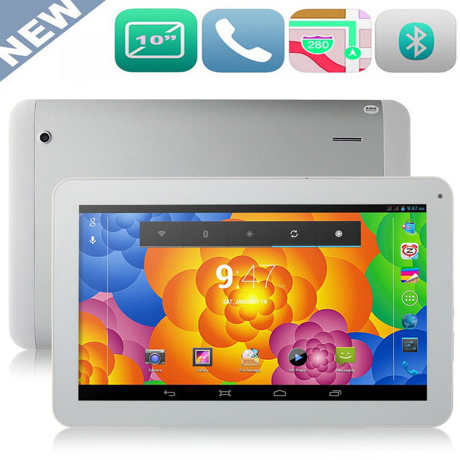 10 inch Cortex-A9 1024*800 built-in 3G WIFI GPS WCDMA Blutooth 3G Quad Core Tablet PC IPS Screen  dailytechstudios- upcube