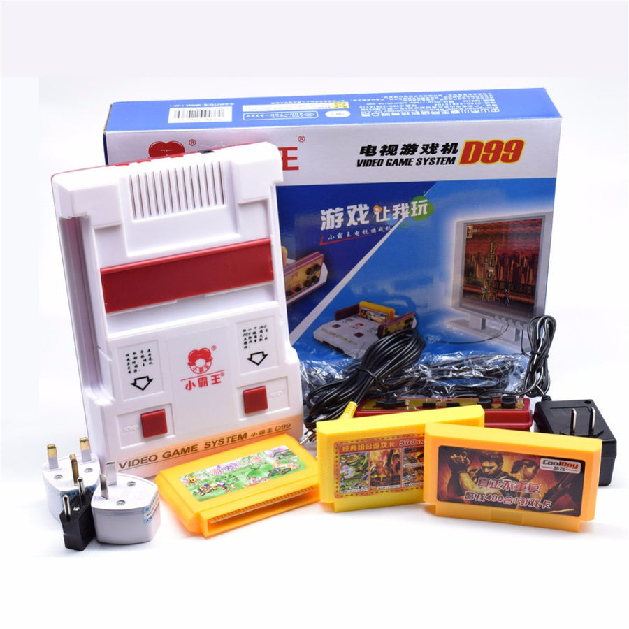 Handheld Game Console Players Classic Video Game Gift For Kids