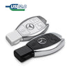 Mercedes-Benz car keys U disk mouse USB 8gGB 16GB 32GB 64GB  2.0 USB flash drive  USB storage drive pen drive pendrive