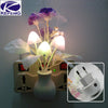 220V Baby Night Romantic Colorful Dream Sensor LED Night Light Lamp Mushroom Flower Plant For Home Bedroom Decoration EU US Plug  dailytechstudios- upcube