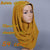 15pcs/lot High quality plain bubble chiffon printe endshield shawls headband popular hijab summer muslim scarves/scarf