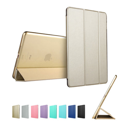 Case for iPad mini 4, ESR PU Color Ultra Slim Light weight Translucent PC Back Smart Cover Case for iPad mini 4 (2015 Release)