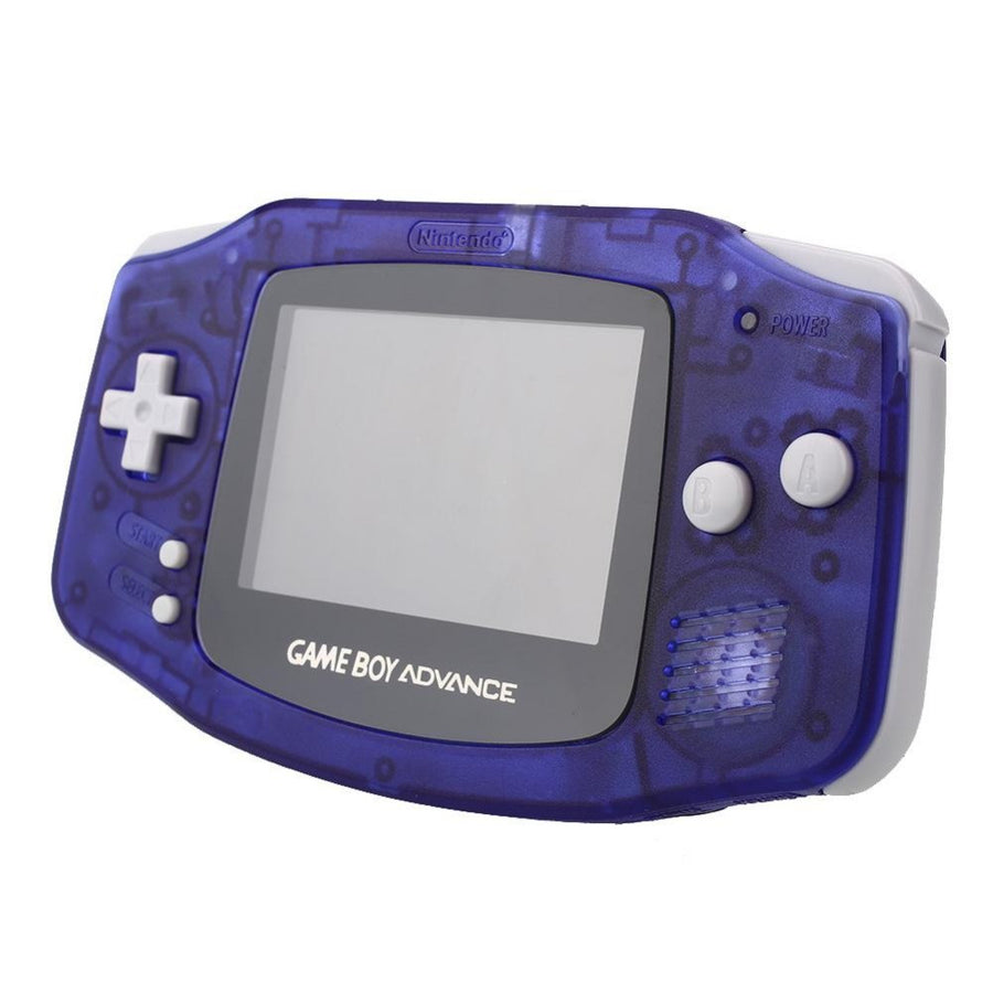 Original New HOT AGS-101 Brighter Screen For GBA Handheld Game Console For Game Boy Gamepad Game Controller Gaming Gamer Gifts