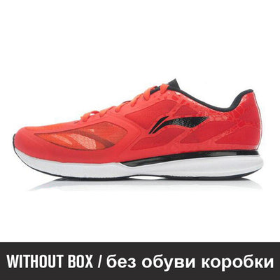 Li-Ning Outdoor Running Shoes Men Light Weight Mesh Breathable Cushioning Lace-Up Sneakers Sport Shoes ARBJ009 XYP270