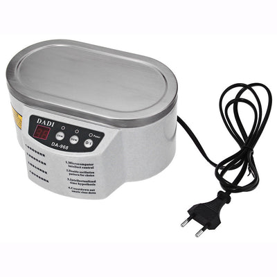 30W/50W 220V/110V Mini Ultrasonic Cleaner Machine Bath For Cleanning Jewelry Watch Glasses Circuit Board limpiador ultrasonico