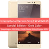 "Original Xiaomi Redmi Note 3 Pro Prime smartphone 3GB RAM 32GB ROM Snapdragon 650 Hexa Core 16MP 5.5"" fingerprint ID cellphones"