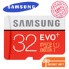 100% Original Samsung EVO+ 128GB/64GB/32GB/16GB up to 80mb/s Micro SD Card Class10 SDHC SDXC UHS-1 Flash Memory MicroSD TF Card  dailytechstudios- upcube