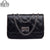 Mini Women Shoulder Bags 2017 PU Leather Good Quality Women Messenger Bags Famous Brands Luxury Classical Women Bag 2017 C0391