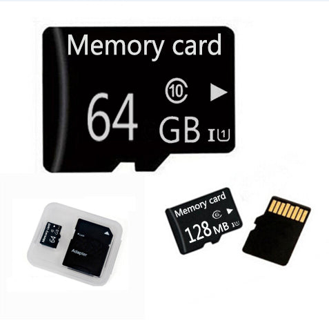 !100% Capacity TF card  4GB 8GB 16GB 64GB 32GB  Class6-10 Micro TF card Pen drive Flash Adapter Real capacity Memory card BT2 - upcube