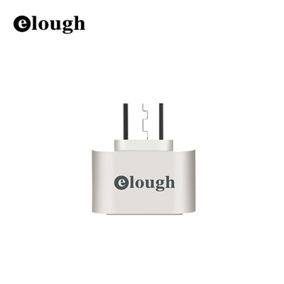 Elough Fun mini Micro USB OTG Hug Converter Camera Tablet MP3 OTG Cable Adapter for Samsung Galaxy S3 S4 Sony LG Microusb OTG