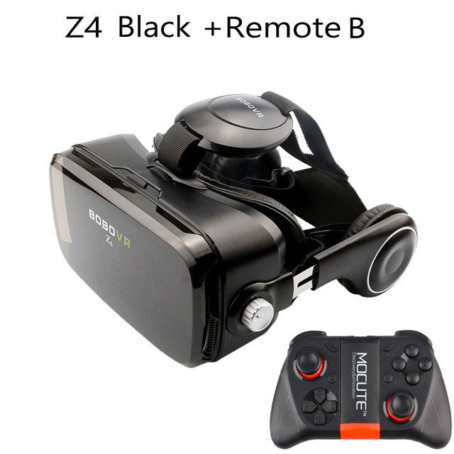 Original BOBOVR Z4 MINI BOBO VR BOX 2.0 Virtual Reality goggles 3D VR Glasses google Cardboard VR headset For 4.0-6.0 inch phone