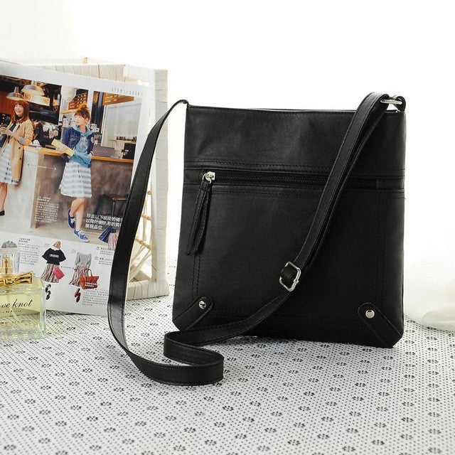 Crossbody Bags women bag messenger bags leather handbags women famous brands bolsos sac a main femme de marque fashion bag
