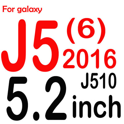 0.26mm 9H Tempered Glass for Samsung Galaxy S5 S4 J1 J2 J5 J3 J7 2016 Alpha Grand Prime Premium Screen Protector Film Retail Box