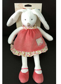 Baby Play Soft Plush Toys High Quality Lovely Rabbit Appease Doll Baby Dolls Hold Muppet Toys 33cm