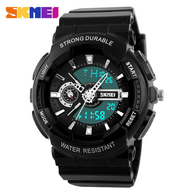 2016 New Brand Fashion Women Sports Watches Silicone Candy Colored Men's Casual Quartz Watch Dress Wristwatches Student Clock