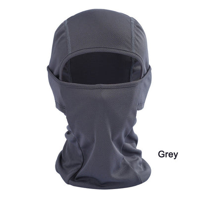 New Hot Sell Windproof Mask Quick-Drying Breathable Anti UV Soft Face Mask Cycling Motorcycle CS Wargame Tactics Balaclava Hat
