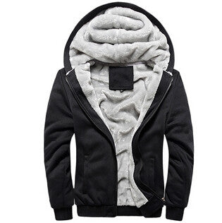 2017 New Fashion Winter&Autumn Men's Brand Hoodies Sweatshirts Casual Male Hooded Jackets And Coats Fleece Tracksuit Men  dailytechstudios- upcube