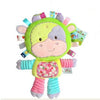 New arrival Baby toy  Comforting doll with BB rattles Toys for baby 0-13 years baby play toy Appease dolls WJ199-WJ202