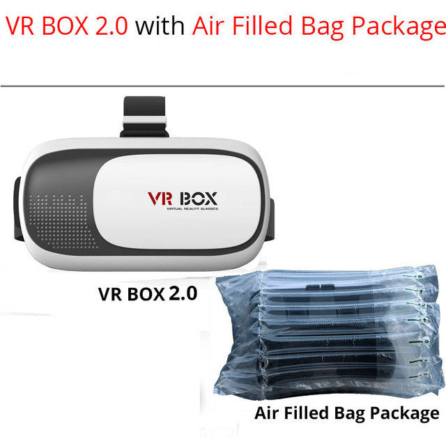 "VR BOX 2.0 Headset 3D VR Glasses Google Cardboard Virtual Reality Glasses VR BOX Mini For 4.5""-6.0"" Smartphone"