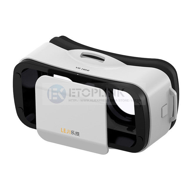 HOT Virtual Reality VR BOX 2.0 II 3D Glasses Xiaozhai VR Google cardboard Helmet 3D Video Headset Glasses+Bluetooth Gamepad 5.0