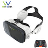 Bobovr Z4 / Z4 mini VR Headset 3D Virtual Reality Goggles VR Glasses Gear Bobo VR Z4 mini VR Box 2.0 for 4.0-6.0 inch Smartphone  dailytechstudios- upcube
