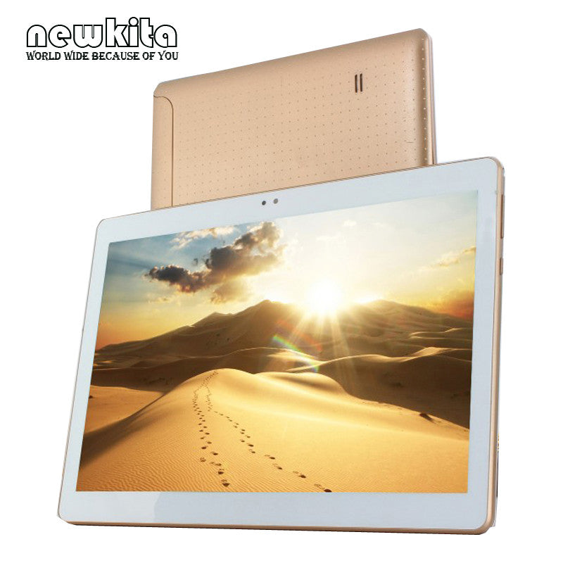 Newkita 10 inch android 4.4 tablet 3G 16GB quad core bluetooth  phone call tablet 1280*800