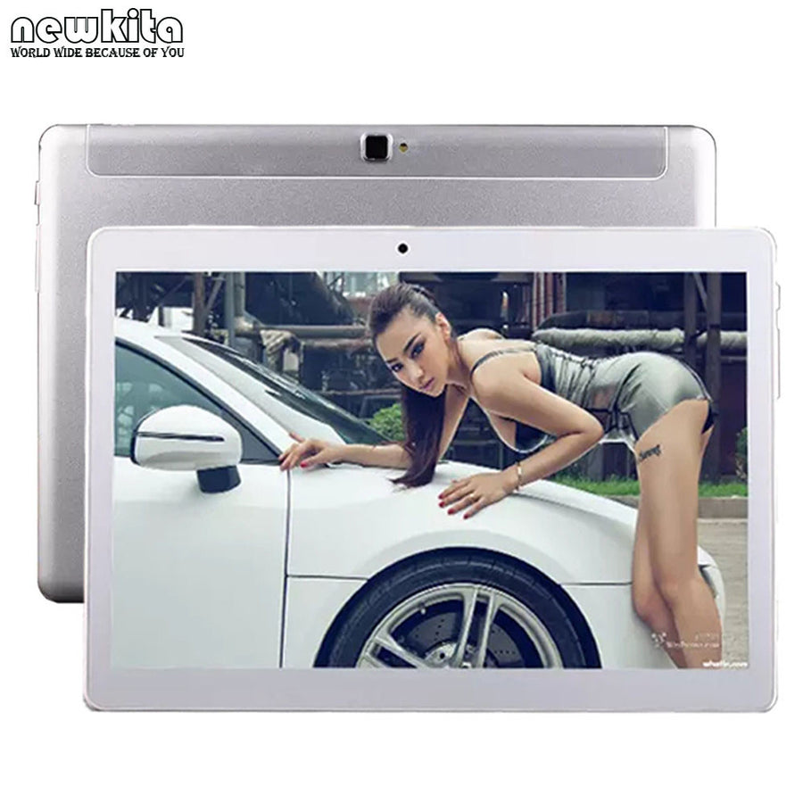 NEWKITA 9.6 inch quad core 3G 16GB tablet android PC 5.1 RAM Dual SIM card with 1280*800 pxl 5000MAH