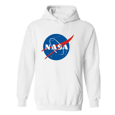15cc46853ca Streetwear Hip Hop Black Hooded NASA Hoodie Hoody The Martian Matt Damon Mens  Hoodies and Sweatshirts