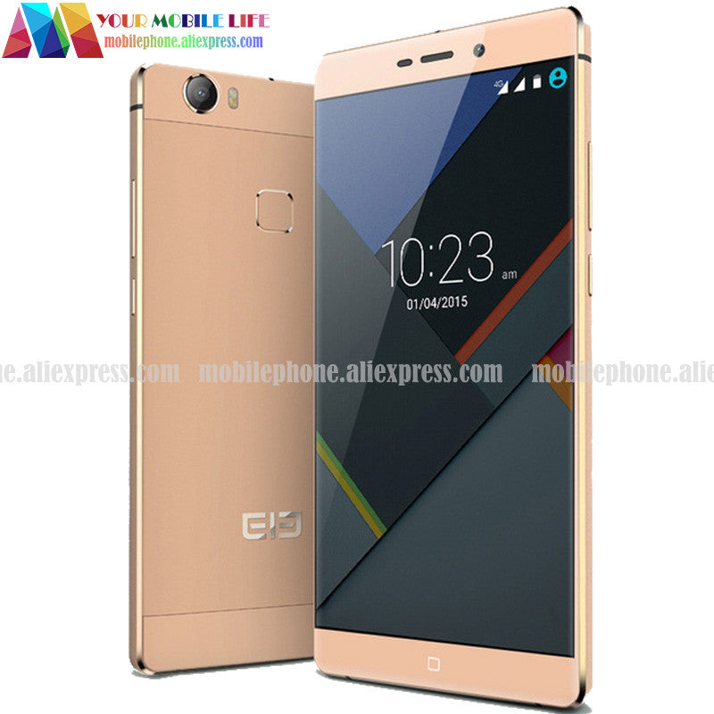 "21.0MP+8MP!Metal Body 5.5""FHD Octa Core 2GHz 3GB RAM 32GB ROM Fingerprint Unlocked Android 6.0 4G LTE redmi Original Elephone M3  dailytechstudios- upcube"