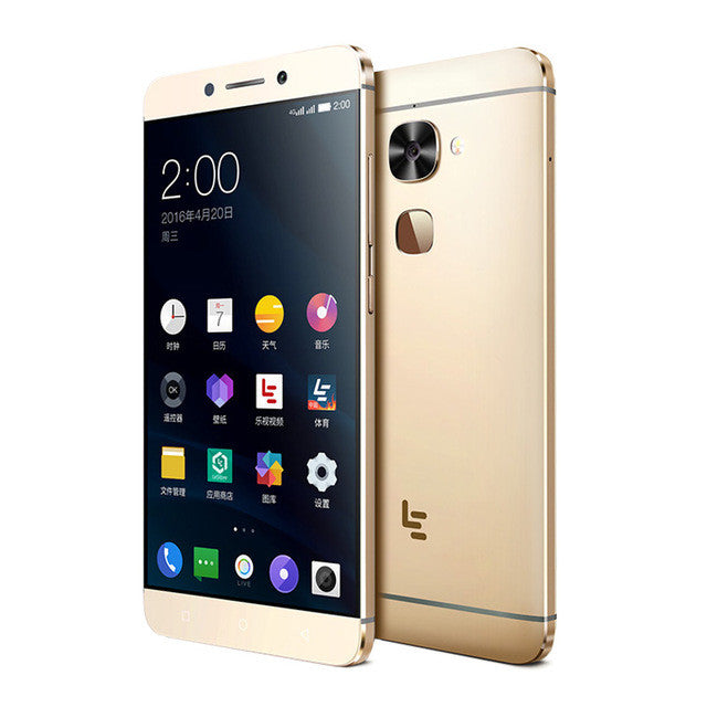 "2016 New Original Letv 2 LeEco Le 2 LE2 X620 MTK6797 Deca Core FDD LTE 5.5"" 3GB RAM 32GB ROM 16.0MP Fingerprint Phone  dailytechstudios- upcube"
