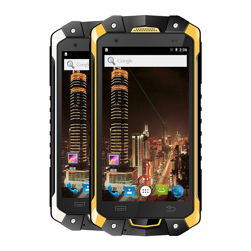 3GB RAM IP68 Rugged Android Smartphone Waterproof phone Shockproof MTK6753 8 octa Core LEMHOOV V18  2 Watt Walike Talkie 4G LTE  dailytechstudios- upcube