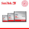 100% Original Genuine SanDisk Fit Ultra Memory Card CF Compact Flash Card 50 MB/s 32gb 16gb 8gb  Support official verification  dailytechstudios- upcube
