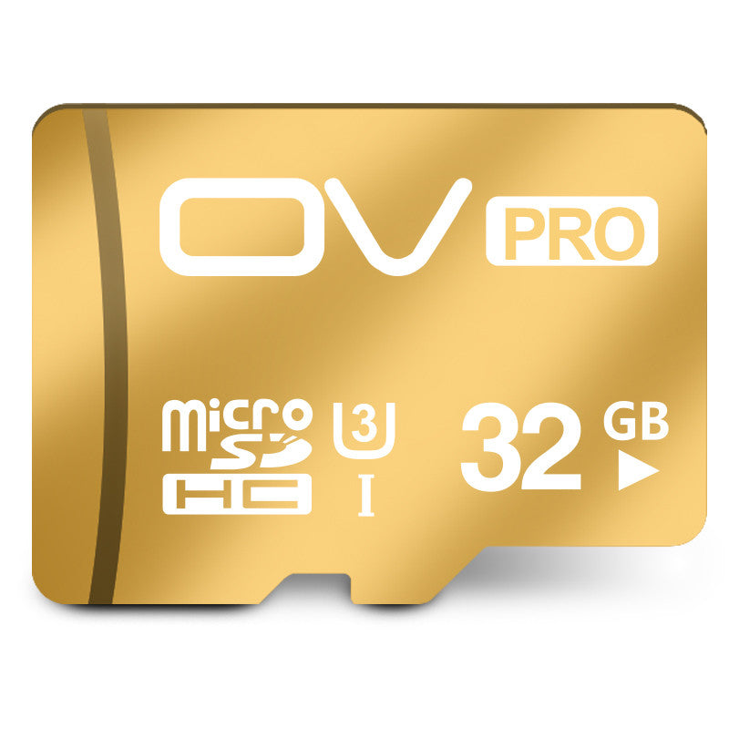 100% Original OV PRO Micro SD Card 32GB Class10 SDHC UHS-1 U3 Tarjetas SD Micro Carte SD 32GB  Flash Memory MicroSD TF Card  dailytechstudios- upcube