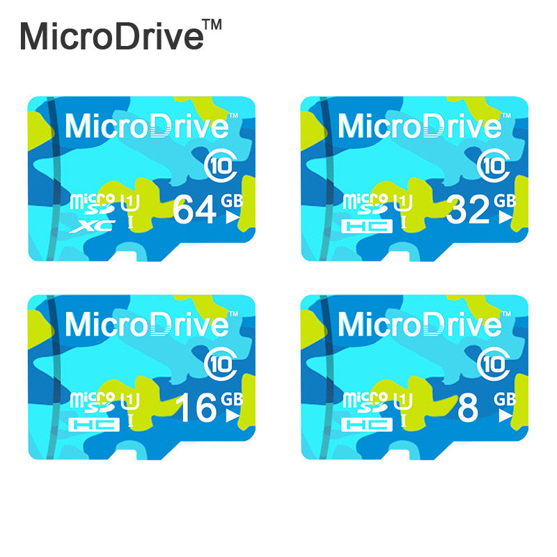 100% Original Memory Card micro SD card  64GB 32GB 16GB 8GB Class 10 TF Card  for Cell Phone MP3  dailytechstudios- upcube