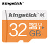 100% capacity Kingstick micro sd card SDXC/SDHC 64GB /32GB/16GB/8GB Memory Card Class10 32GB Memory flash for Smart Phone/Tablet  dailytechstudios- upcube