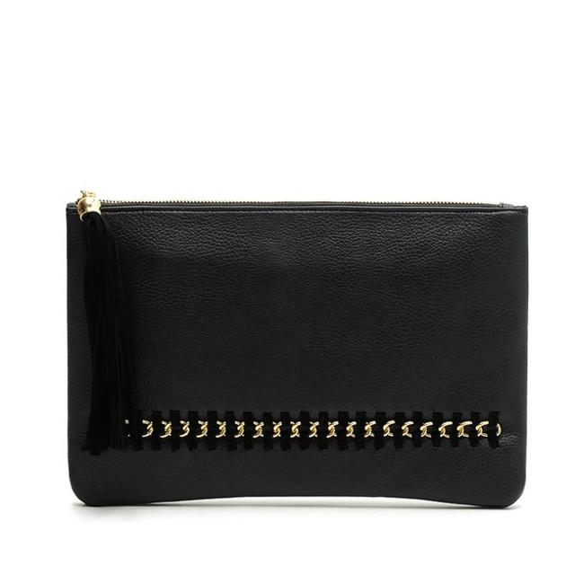 Fern Clutch Bag