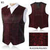 2016 New Arrivel Mens Waistcoats Slim Fit Men Vest Suit Paisley Coletes Chaleco Hombre For Party Wedding  dailytechstudios- upcube