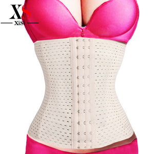 2015 women waist trainer corsets Shapewear Underbust new waist trainer body shaper corset control tummy corset slimming 5xl