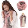 1PC Fashion Dots Scarf Women Large Long Voile Scarves Shawls Wraps Foulard Femme 165*80cm ZZ3397  dailytechstudios- upcube