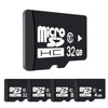 64gb Memory Cards Micro SD Card 4GB 8GB 16GB 32GB class 10 Microsd TF card Pen drive flash card WITH Adapter usb stick  dailytechstudios- upcube
