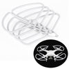 4Pcs Removable Propellers White Prop Protectors Guard Bumpers For DJI Phantom 4  dailytechstudios- upcube