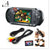 Hot Sale 2016 PXP3 2.7inch 16 Bit Portable Handheld Video Game Players SLIM Games Console with 160 kinds of  Games + Game Card