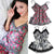 Women's Sexy Floral Lace Lingerie Nightwear Pants Pajamas Sleepwear Set