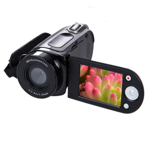 "16MP 8x Zoom FHD 1080P Digital Video Recorder Camera 2.4"" LCD Camcorder DV Free Shipping"