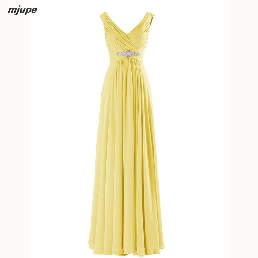 real photoes robe de soiree deep v evening dress plus size customized long formal dress for women customized green yellow red