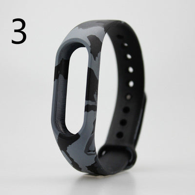2016 NEW 1pcs Replace Strap For Mi Band 2 Wristband for Xiaomi Belt Strap For Xiao Mi Band 2 Replacement Band Bracelet